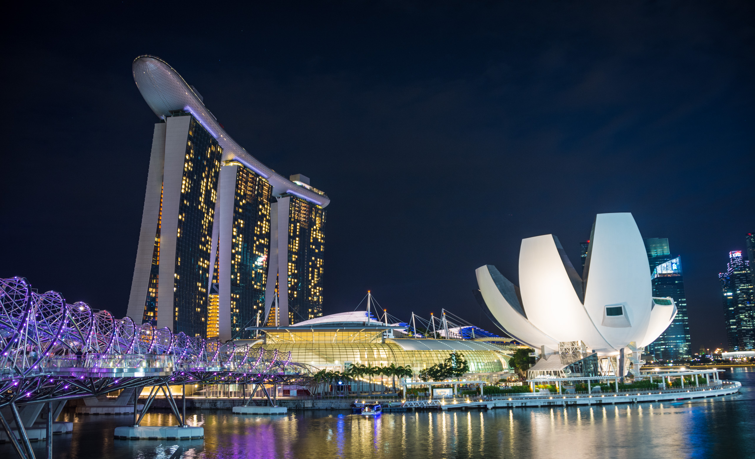 Singapore – a little bubble of luxury   The Legendary Journey
